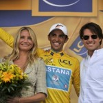 CAMERON DIAZ ET TOM CRUISE SUR LE TOUR DE FRANCE 2010 !