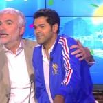 Jamel Debbouze, Michaël Youn et Cyril Hanouna s'invitent sur Itélé (Vidéo)