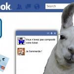 Serge le LAMA : sa vraie histoire sur Facebook