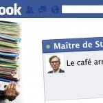 Stagiaire sur Facebook