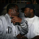 PEOPLE : 50 CENT TACLE  VIOLEMMENT P.DIDDY !