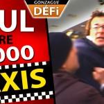 DEFI: seul contre 1000 taxis