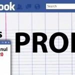 Les profs sur Facebook