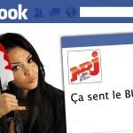 Nabilla poignarde Thomas: la véritable histoire sur Facebook