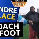 DEFI: prendre la place d'un coach de foot