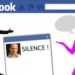 Le macho sur Facebook